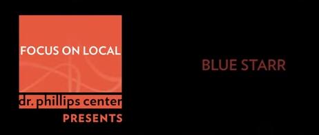 Focus on Local - Blue Star