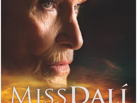 """Rodando en la nueva película """"Miss Dalí"""", de Ventura Pons."""