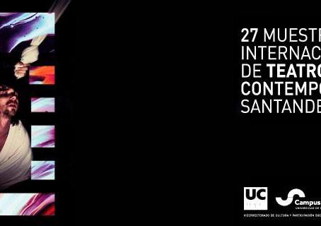 """Viernes 25 Noviembre, clausuramos la 27 Muestra de Teatro Contemporáneo de Santander con """"Altaz"""