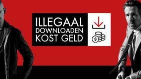 DFW zet strijd tegen illegaal downloaden voort