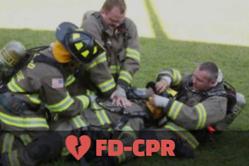 Firefighter Down CPR
