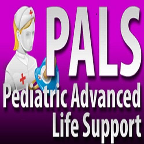 Pediatric Advanced Life Support (PALS) Full Class