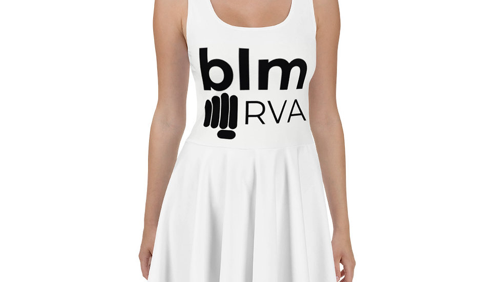 BLMRVA Skater Dress