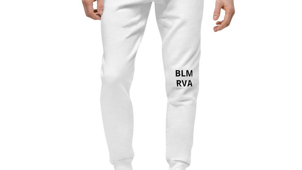 BLMRVA Unisex fleece sweatpants