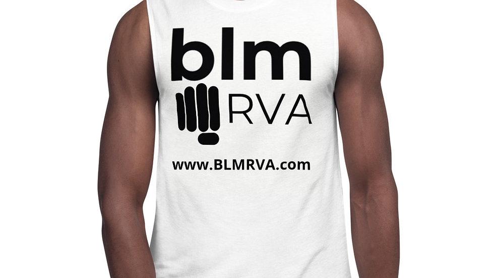 BLMRVA Muscle Shirt