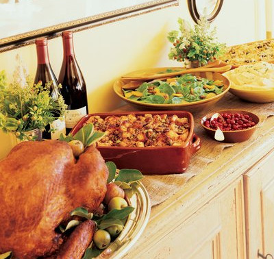 Thanksgiving: A Time for Gratitude, Savoring and Wine