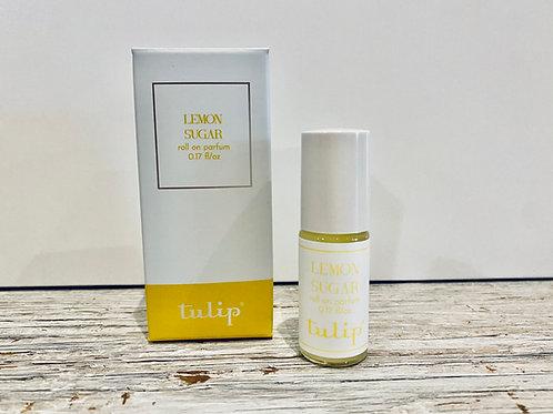 Tulip Perfume Oil, Lemon Sugar