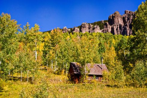 Western Colorado in Autumn 2