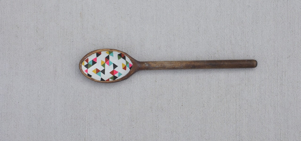 Spoon by Lisa Congdon