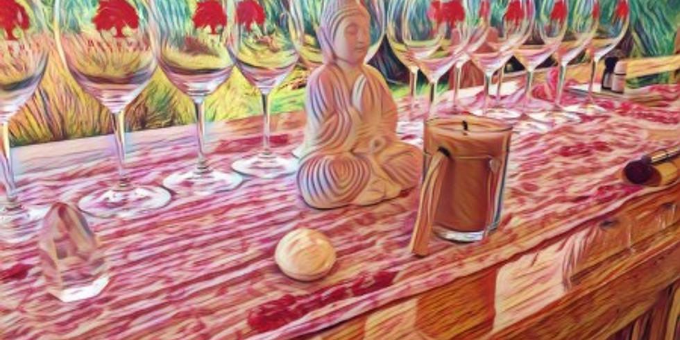 YOGA & the Vineyard: Yoga, Biodynamic Wine Tasting & Vineyard Tour