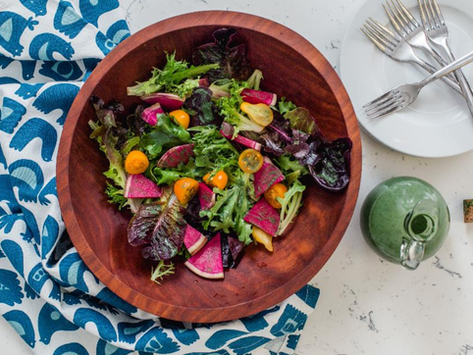 Ta-Miso-Lina Spirulina Salad Dressing