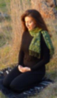 Gina Jackson Meditation