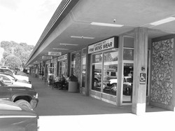 Pacheco Plaza Shopping Center Before