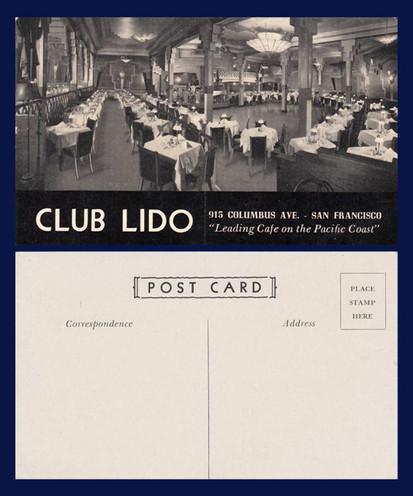 Club Lido SF
