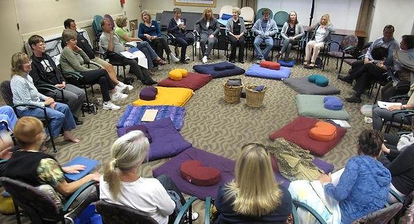 Meditation group in healdsburg