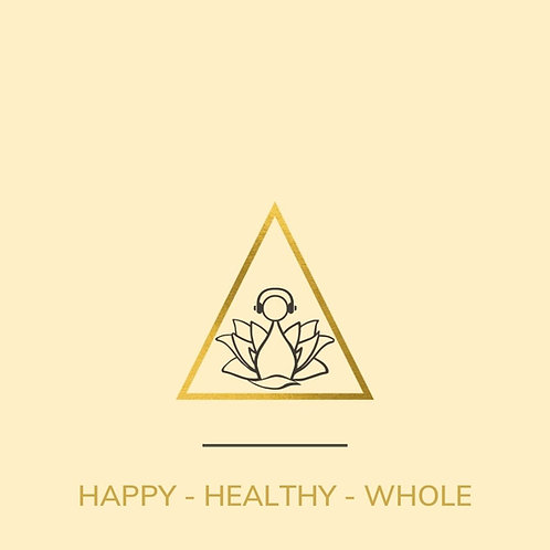 Happy Healthy Whole