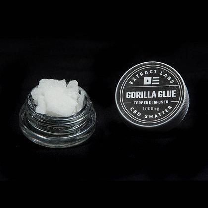 Extract Labs 1,000mg 'G-rilla' Shatter