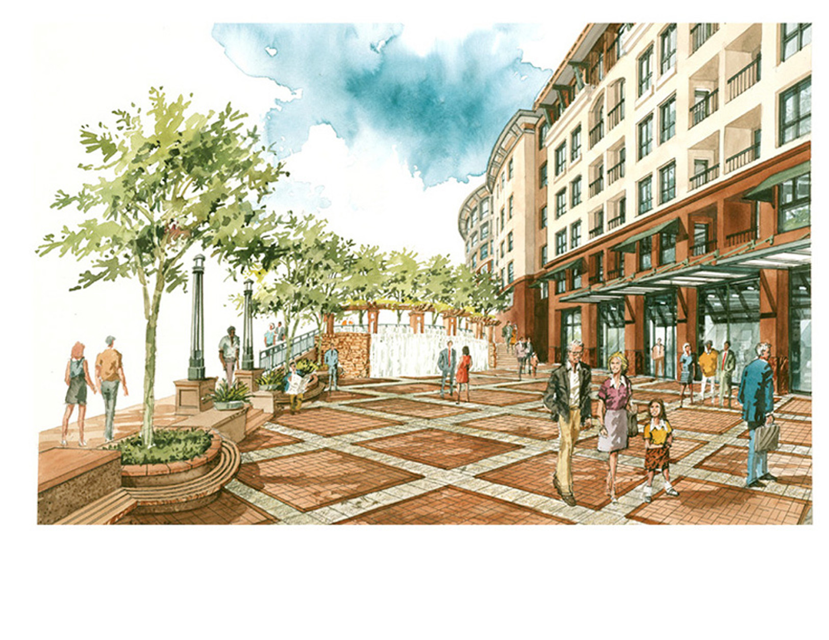 SAN RAFAEL CITY PLAZA
