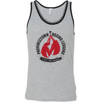 BOXING LESSONS MEN'S TANK