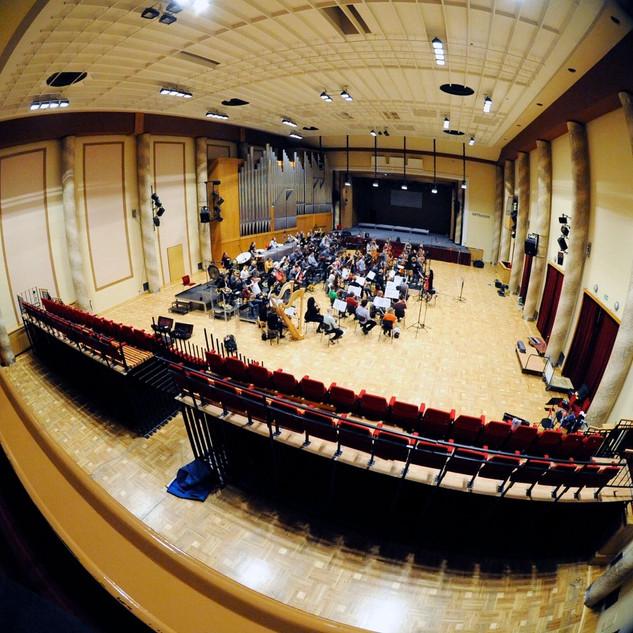 Heldin Aria Recording Session 2017