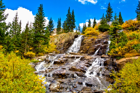 Western Colorado in Autumn 1