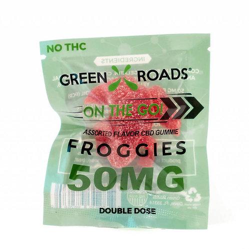Green Roads 50mg Froggie