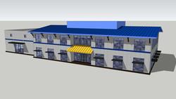 1.Building A - 3D