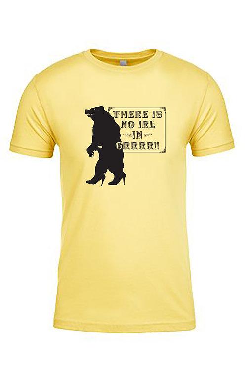 MENS CREW - STILETTO BEAR