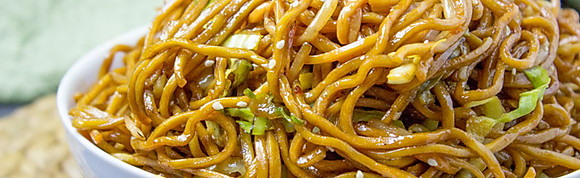 CHOW MEIN AND NOODLES