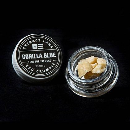 Extract Labs 800mg 'G-Rilla' Crumble