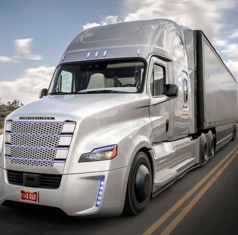 Transportation Industry - Longhaul Truck