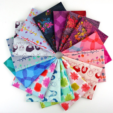 Long Distance Fabric Collection