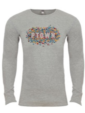 UNISEX THERMAL-Collage'