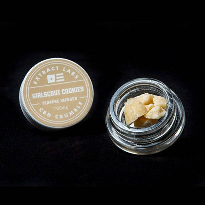 Extract Labs 800mg 'Cookies' Crumble