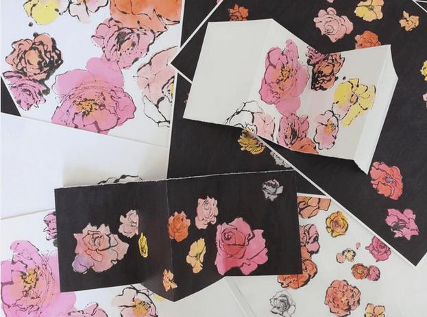 Hudson Floral zine