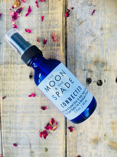 Connected Uplifting Aromatherapy Spray