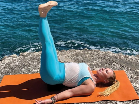 Yoga Versus Menopause