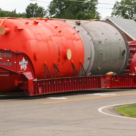 Transportation Industry - Heavy Haul