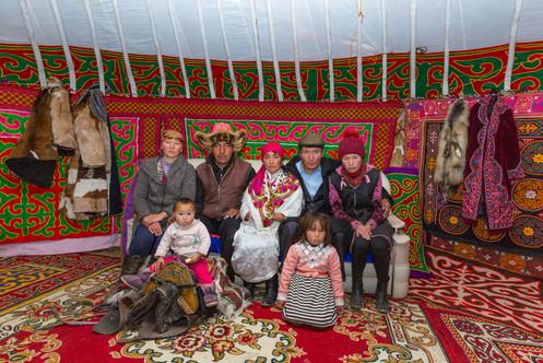 Mongolia Kazakh Family 1.jpg