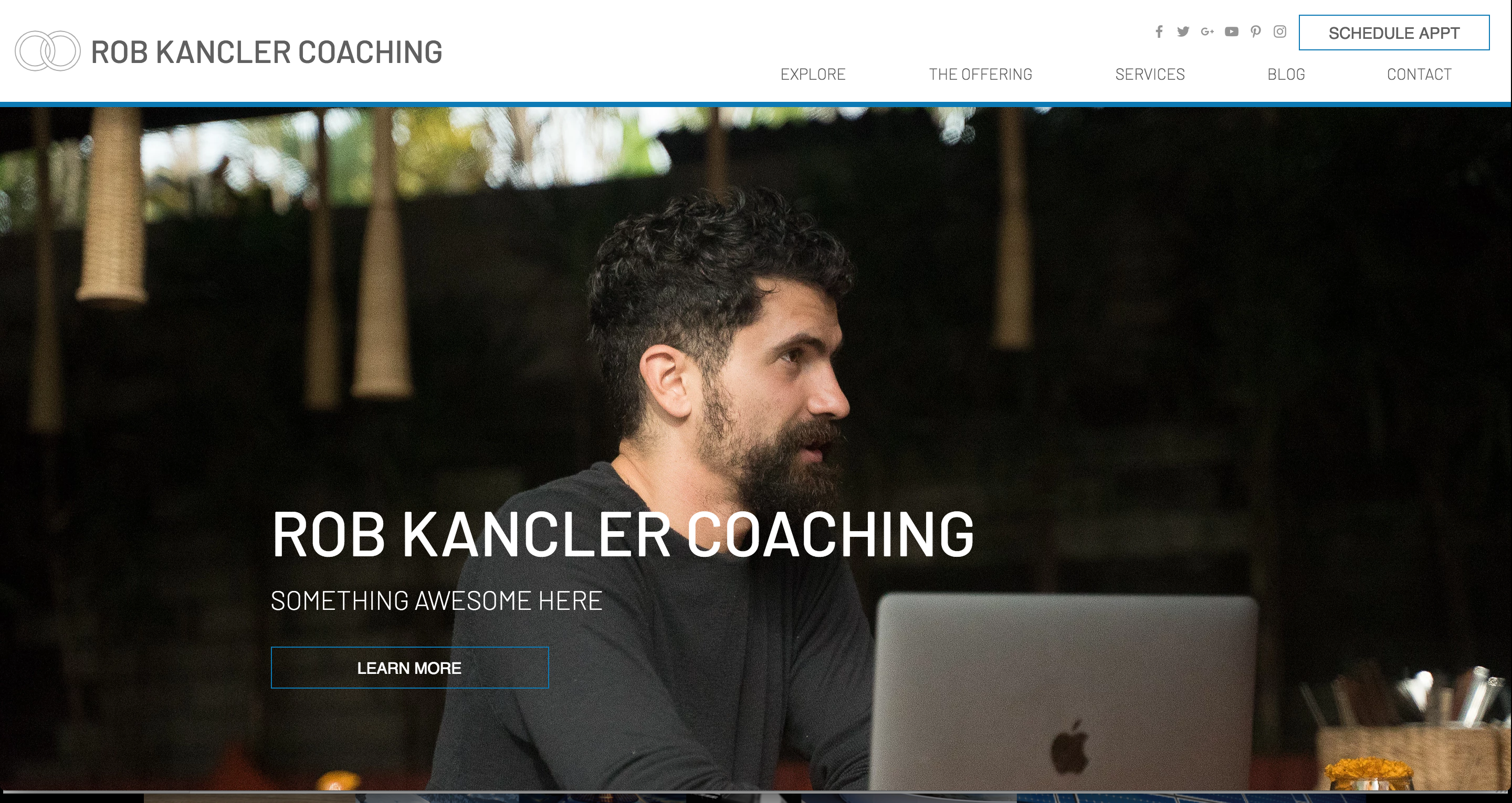 ROB KANCLER CONSULTING