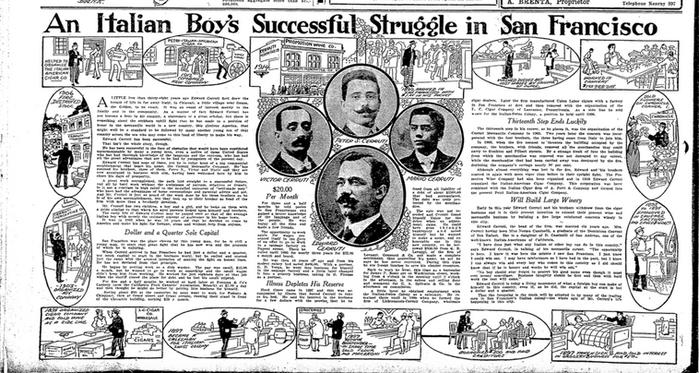 SF Chronicle 1914