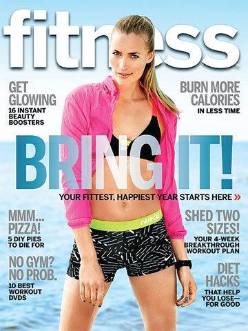 Fitness Magazine - Jill de Jong