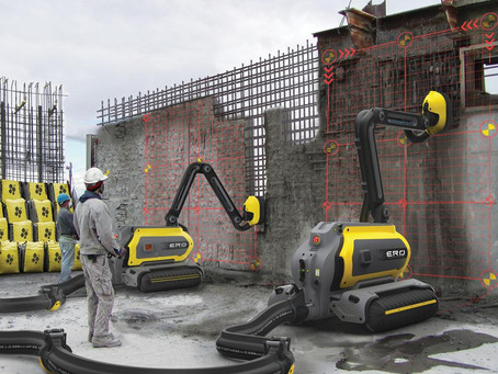 Meet Your Next Contractor: Robbie Robot