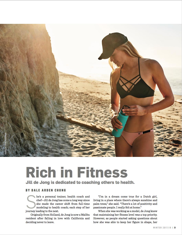 Malibu Times Feature