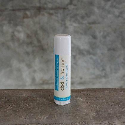CBD & Honey Pain Relief Stick- 125mg CBD