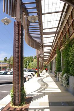 Pacheco Plaza Shopping Center Revitalization