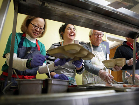 In Napa, The Table extends Thanksgiving dinner and goodwill to those in need