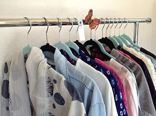clothing rack pic poshmark.JPG