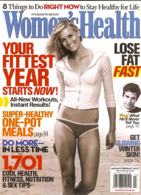 Womens Health Cover - Jill de Jong