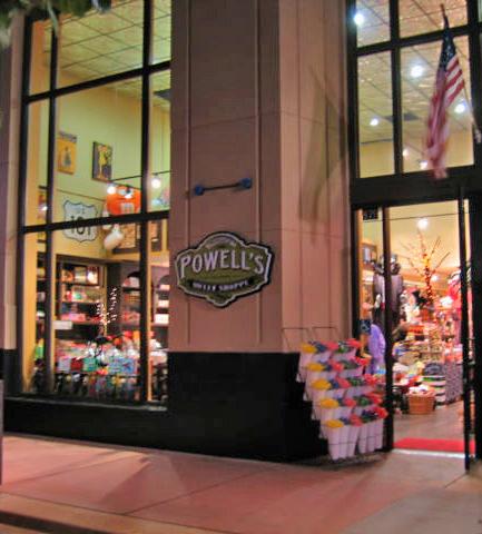 POWELL'S SWEET SHOPS 
